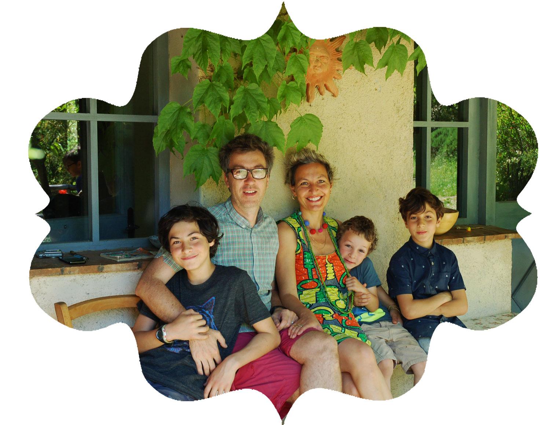Vivere semplice - famiglia 2015