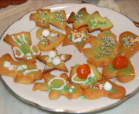 i biscotti di natale fatti in casa. ecco la ricetta dei lebkuchen