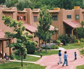 esempio di cohousing