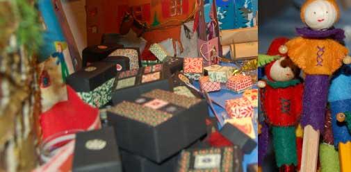 bazar di natale della scuola waldorf di roma 2007
