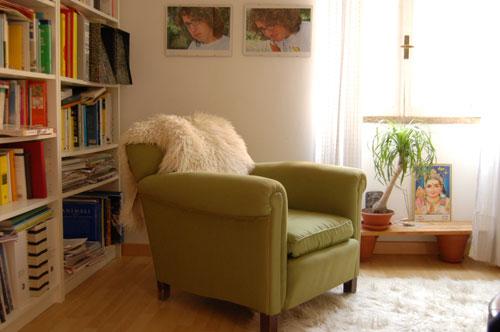 il divano in regalo con il freecycling