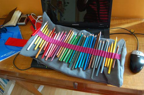porta matite fai-da-te tutorial