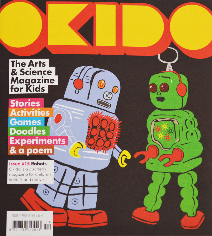 original_issue-15-okido-robots