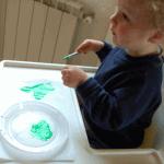 emilio dipinge