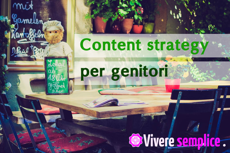 content strategy per genitori photo credits: unsplash