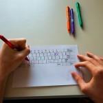 Dattilografia per bambini e adulti: con 10 dita è meglio