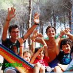 In vacanza con 4 maschi: guida alla sopravvivenza