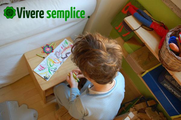 disegni e libera espressione creativa - vivere semplice