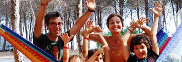 In vacanza con 4 maschi: guida semiseria alla sopravvivenza