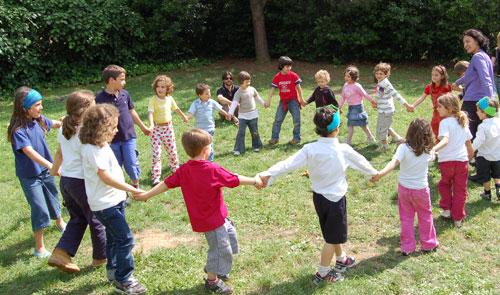 i bambini non hanno più voglia di uscire invece hanno bisogno di ritrovare i loro pari e giocare con loro