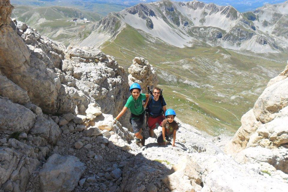 In montagna con mamma - 1 part 5