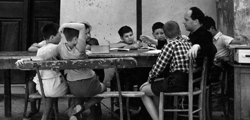 scuola di barbiana- don milani